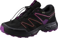 Salomon Wings Access GTX Women black/black/coral purple