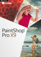 Corel PaintShop Pro X9 (Multi) (ESD)