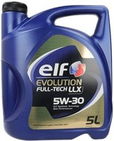ELF Automotive Evolution Full-Tech LLX 5W-30 (5 l)