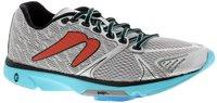 Newton Running Distance V Women silver/aqua