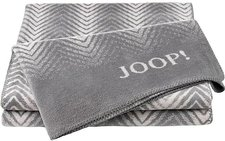 Joop! Faded Herringbone 150x200cm graphit/rauch