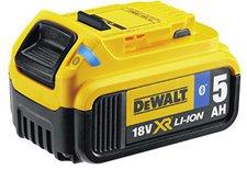 Dewalt Akku 18V 5,0 Ah Li-Ion Bluetooth (DCB184B)