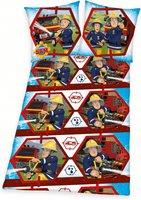 Herding Feuerwehrmann Sam (4470307050) 80x80+135x200cm