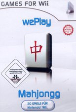 wePlay: Games for Wii - Mahjongg (Wii)