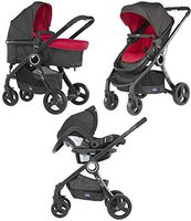 Chicco Trio Urban Plus Red Wave