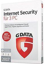 Gdata Internet Security 2017 (3 Geräte) (1 Jahr)