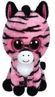 TY Zebra Zoey mit Glitzeraugen 24 cm