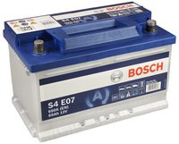Bosch Automotive S4 E07 12V 65Ah (0 092 S4E 070)
