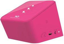 White Diamonds Crystal Speaker pink