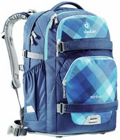 Deuter Strike blue crosscheck
