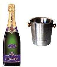 Pommery Brut Royal mit Champagnerkühler 0,75l
