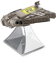 iHome Star Wars Millennium Falcon Night Glow Alarm Clock