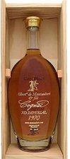 Albert de Montaubert Cognac XO Imperial Jahrgang 1970