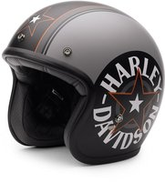 Harley-Davidson 3/4 Sunshield Grey Star