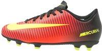 Nike Jr. Mercurial Vortex III FG total crimson/black/pink blast/volt