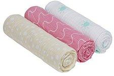 Lässig Swaddle & Burp Blanket L