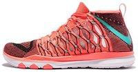 Nike Train Ultrafast Flyknit Men bright mango/hyper jade/night maroon