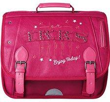 IKKS Girl's Be Happy School Bag (38cm)