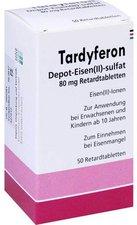 Eurim Tardyferon Dragees (50 Stk.)