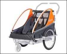 Kindercar  Twin Sport Safe