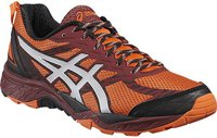Asics GEL-Fuji Trabuco 5 flame orange/silver/pomegranate