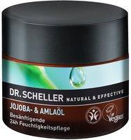 Dr. Scheller Jojoba & Amlaöl besänftigende 24h Feuchtigkeitspflege (50ml)