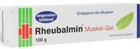Carl Hoernecke Rheubalmin Muskel Gel (100 g)