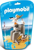 Playmobil Family Fun - Pelikanfamilie (9070)