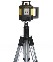 Leica Geosystems Rugby 820 (mit Batterien, Rod-Eye 160 Digital)