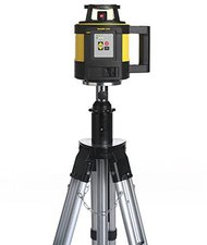 Leica Geosystems Rugby 820 (mit Batterien, Rod-Eye 160 Digital)