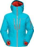Norrona Lofoten Gore-Tex Primaloft Jacket W Iceberg Blue