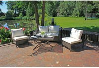 Garden Pleasure Ravenna  4-tlg.