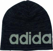 Adidas Neo Logo Beanie black/mountain grey/blue
