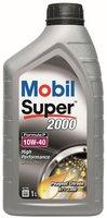 Mobil Oil SUPER 2000 FP 10W40