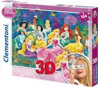 Clementoni Princess 3D Vision