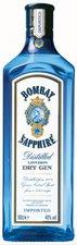 Bombay Sapphire London Dry Gin 1l 40%