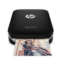 HP Sprocket schwarz (X7N08A)