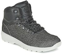 Timberland Westford Mid Emboss black/grey fabric