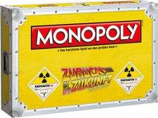 Winning Moves Monopoly Zurück in die Zukunft