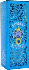 Bombay Sapphire London Dry Gin mit Geschenkverpackung 40%