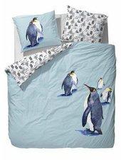 Covers & Co Penguin  Multi  80x80+135x200cm