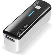 Cellular Line Pocket Charger 2600 schwarz