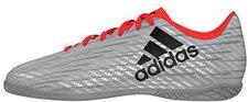 Adidas X 16.4 IN Jr silver metallic/core black/solar red