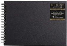 Clairefontaine Sketchbook Goldline 140 A4 (34255C)