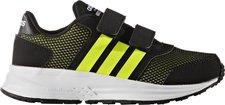 Adidas Neo Cloadfoam Saturn Kids black/yellow/white