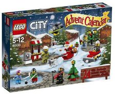 Lego City Adventskalender 2016 (60133)