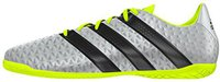 Adidas Ace 16.4 IN silver metallic/core black/solar yellow