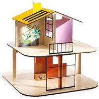 Djeco Colour House (8807803)
