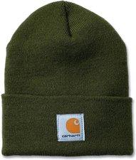 Carhartt Acrylic Watch Hat A18 dark crimson