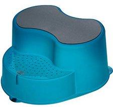Rotho-Babydesign TOP Kinderschemel  translucent blue